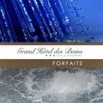 Coffrets Cadeaux établissement thermal Salins-les-Bains du Grand Hôtel des Bains
