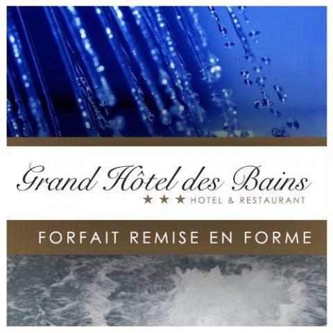 Coffret cadeau à l'établissement thermal de Salins-les-Bains dans le Jura à Salins-les-Bains